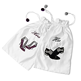 His and Hers Dressy Shoe Bag Set