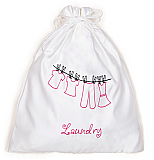 Laundry Bag Pink